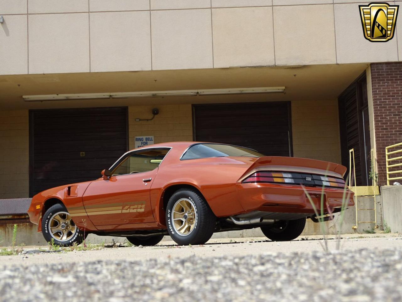 1980 chevrolet camaro z28 5000 miles bronze coupe 350 cid v8 4 speed manual. Black Bedroom Furniture Sets. Home Design Ideas