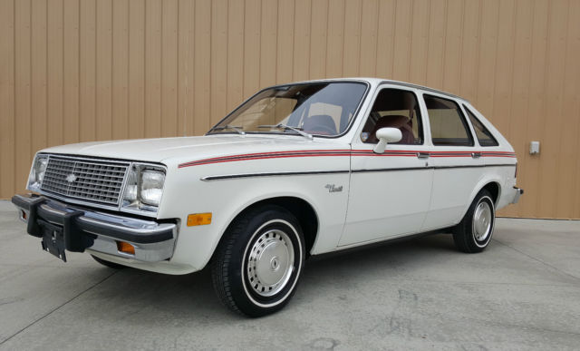 "1980 Chevrolet Chevette 4 Door 1TB ""Rare and Collectible"""