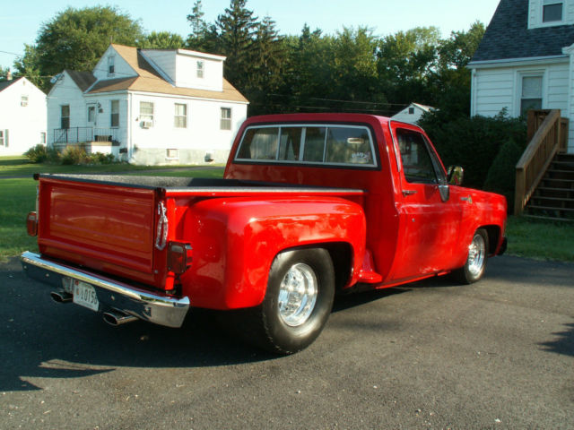1980 Chevrolet Stepside Pickup Chevy Truck