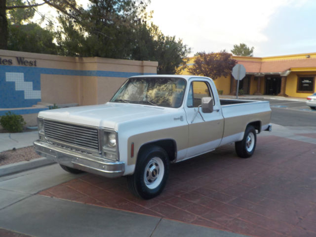 1980 chevy c20 silverado 3 4 ton 97k original miles a c truck 1 owner no reserve for 1980 chevy truck interior parts