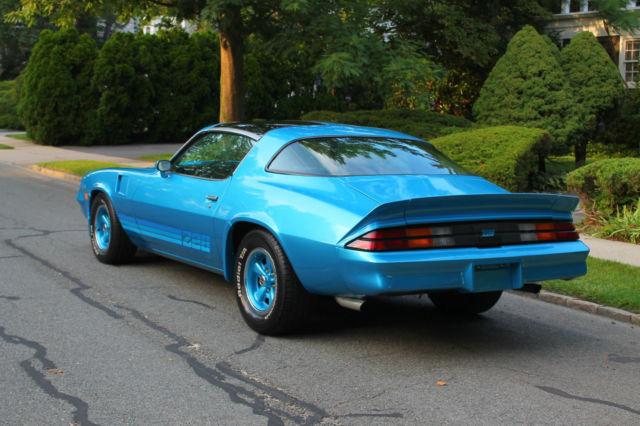 1980 Camaro Z28 Blue Www Pixshark Com Images Galleries
