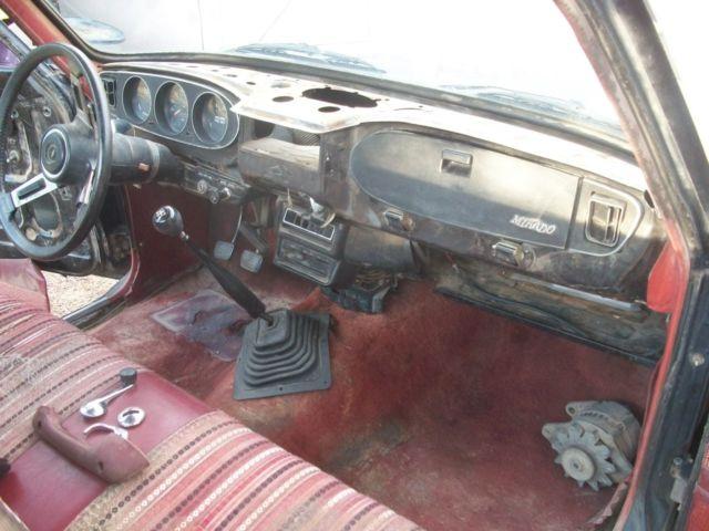 1980 CHEVY LUV TRUCK classic hot rod drag car