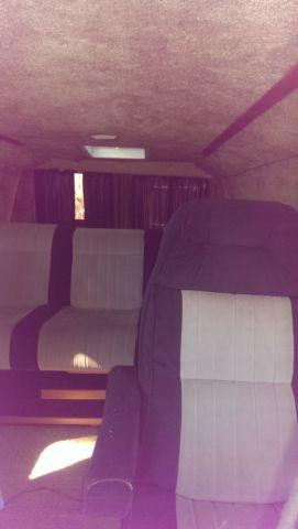 1980 Ford Econoline E150 4X4 Van--VERY RARE 6 Cylinder--4