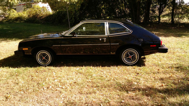 1980 ford pinto wcustom sports package sciox Gallery