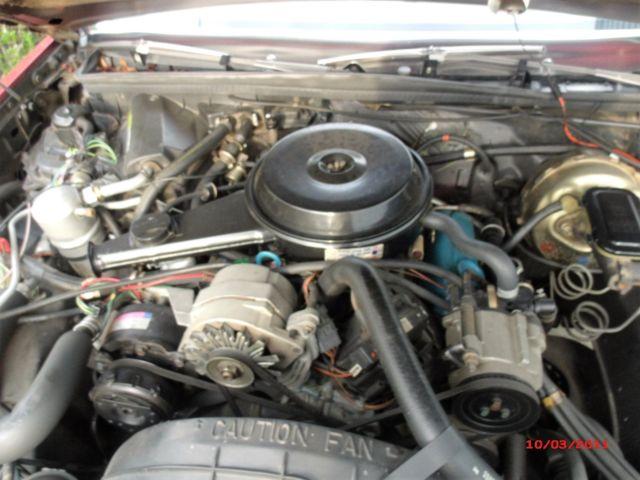 1981 Buick Regal Base Coupe 2 Door 3 8l