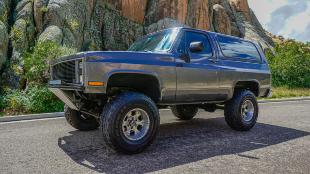 1982 Chevy K5 Blazer | 454 Engine | Lifted | LED / HID ...