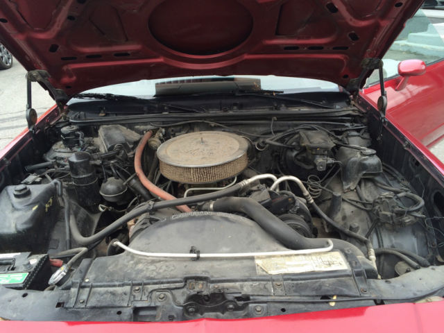 1983 Chevrolet El Camino 305ci V8 crate engine - Must See!