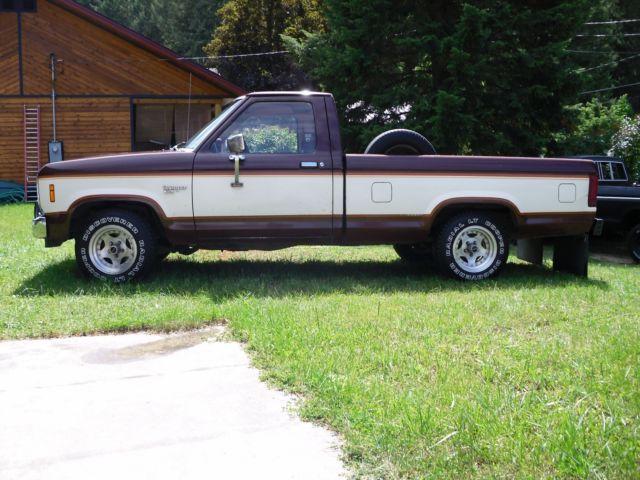 1983 ford ranger diesel for Ford ranger motor oil type