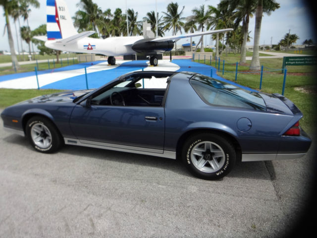 Miami Used Chevrolet >> 1984 CAMARO Z28 L69 HIGH OUTPUT ENGINE ONLY 20K MILES