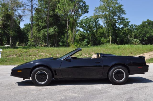1984 firebird trans am autoform convt knight rider season 3 4 exact replica american classic cars for sale