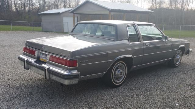 Buick Lesabre Collector S Edition on 1985 Buick Lesabre Limited