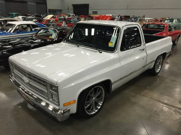 1985 Chevrolet C10 Swb Pickup Ls1 Swap Lowered Pickup
