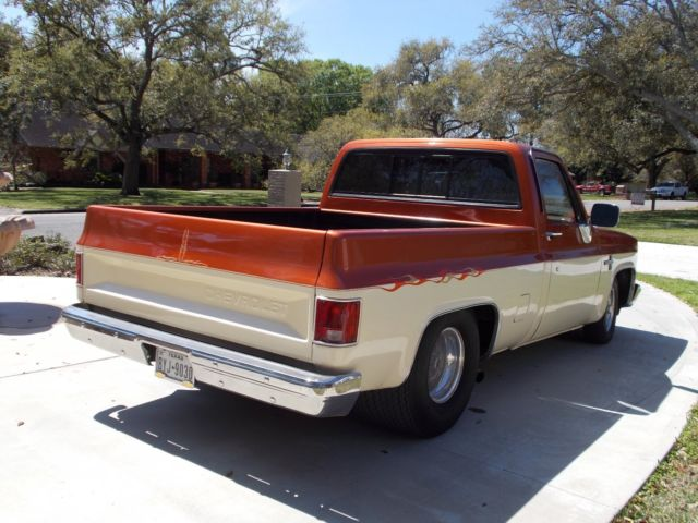 chevy silverado street truck - photo #45
