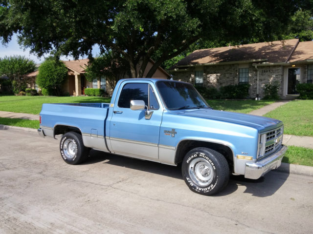 Silverado Classic Used   Chevy Truck Bed