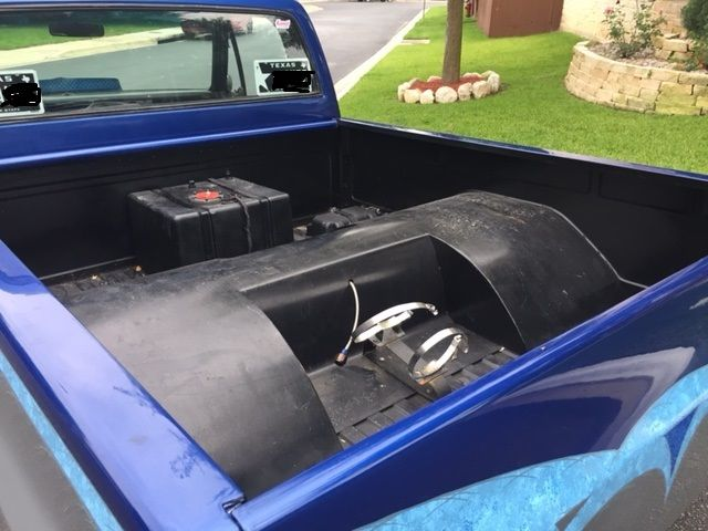 1985 Chevy Truck C10 Custom Build With Custom Paint And