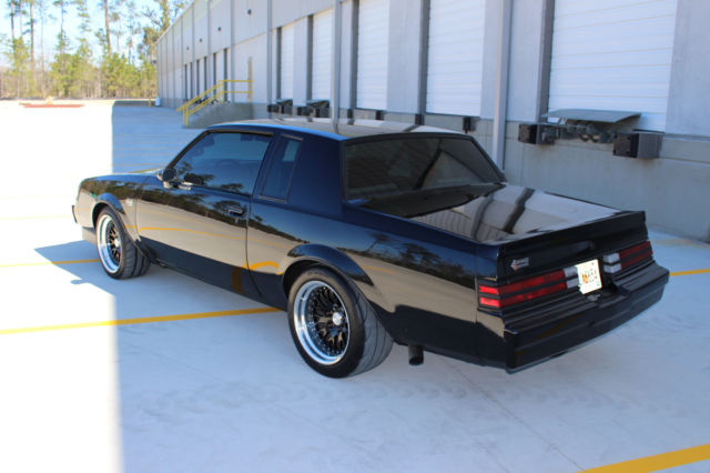 Buick Grand National Pro Touring Suspension