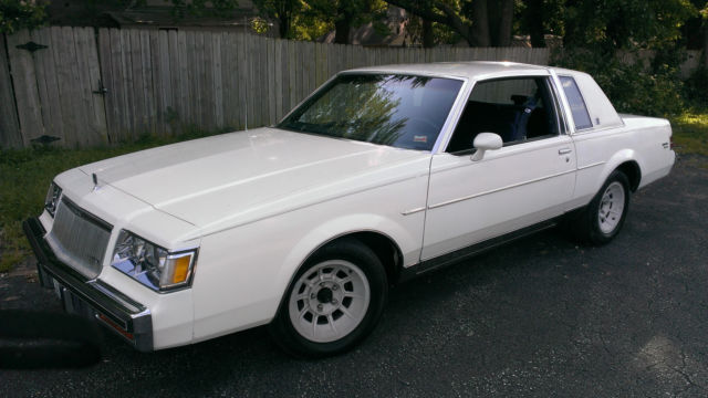 1986 Buick Regal Limited Coupe 2-Door 3.8L T-Type - Grand ...