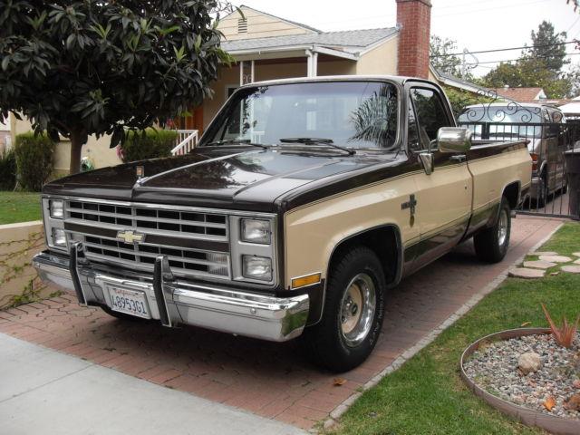 1986 chevy silverado c10