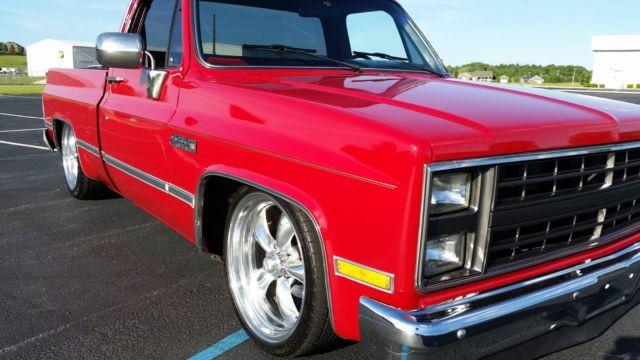 1986 GMC SIERRA C10
