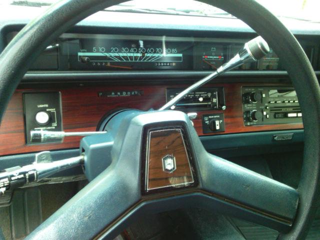 1987 Chevrolet Celebrity - User Reviews - CarGurus