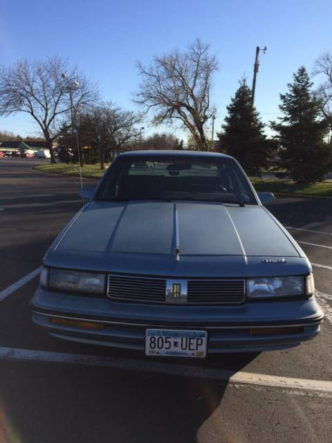 1987 Oldsmobile Cutlass Ciera NEW TIRES