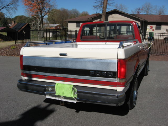 1988 Ford F150 Lariat Xlt 4x4 Low Miles