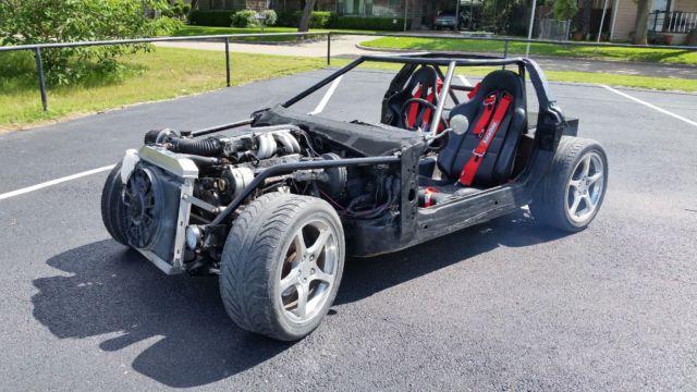 1988 Vette Kart Corvette Cart