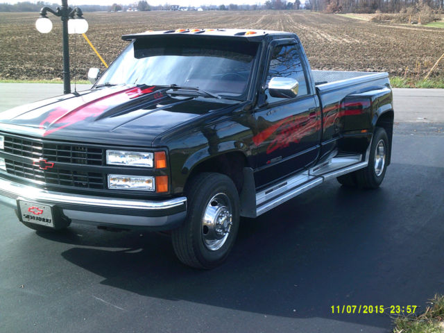 2 wd 8 1 chevy dually for sale autos post. Black Bedroom Furniture Sets. Home Design Ideas