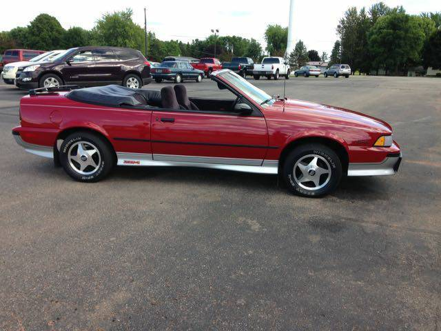 1989 chevy cavalier z24 convertible original no rust american classic cars for sale