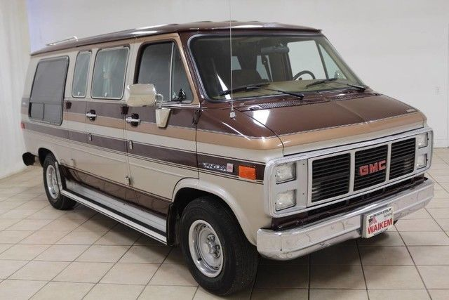 1989 gmc vandura 2500 original miles. Black Bedroom Furniture Sets. Home Design Ideas
