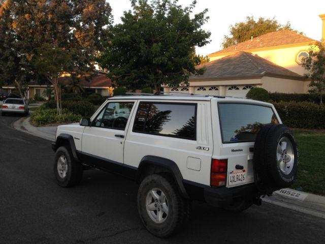 1989 Jeep Cherokee XJ Sport 2-Door 4.0L 4wd Clean Title ...