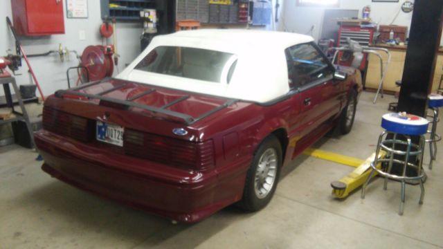 1989 Mustang Convertible Rear Window Replacement