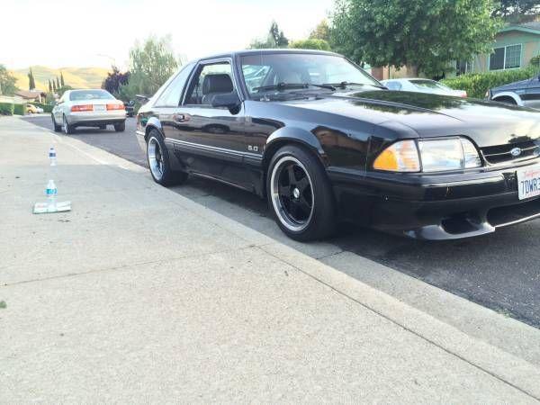 1989 Saleen Mustang Clone