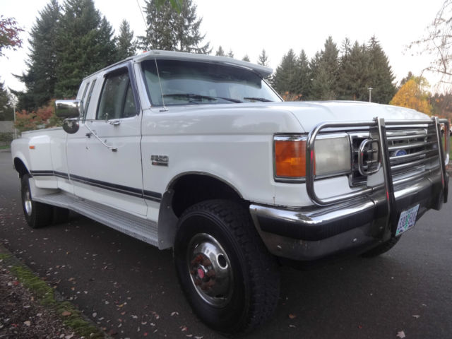 1988 ford f250 4x4 extended cab