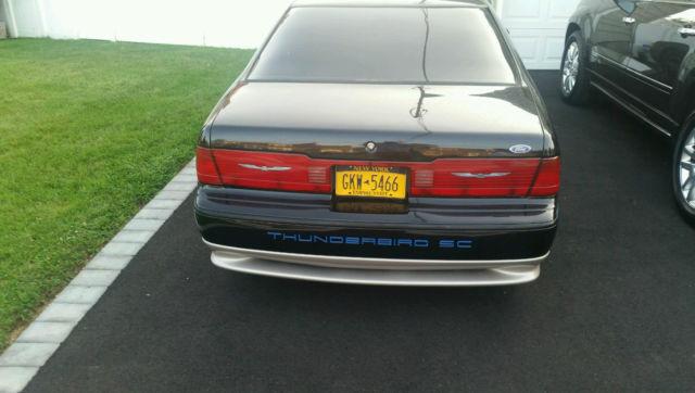 1990 Ford Thunderbird SC 35th Anniversary