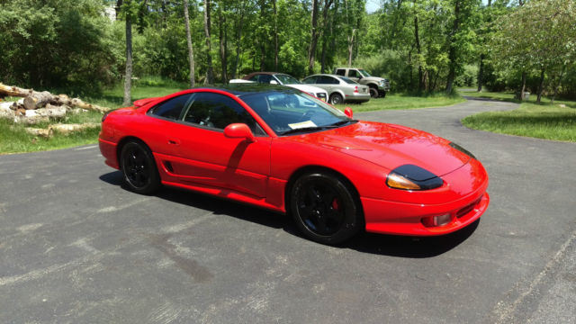 1991 Dodge Stealth RT Twin Turbo AWD Mitsubishi 3000GT VR4 Brother