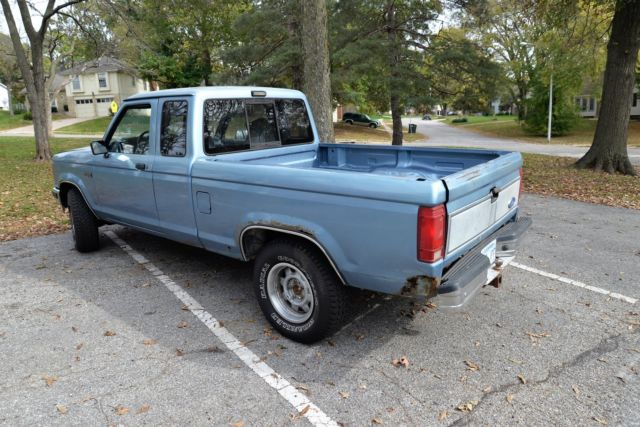 Four Wheel Drive Taxi : Ford ranger wheel drive extended cab