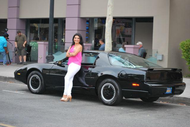 1991 knight rider replica car aka kitt pontiac firebird for sale. Black Bedroom Furniture Sets. Home Design Ideas