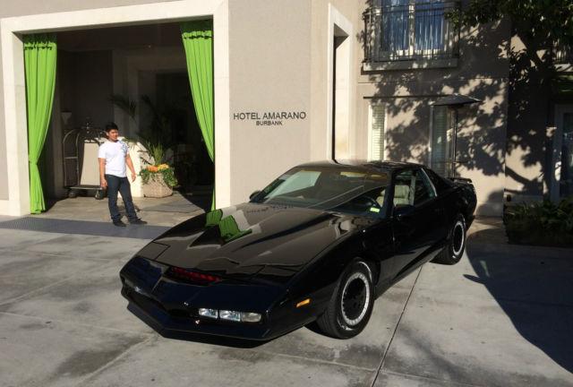 1991 knight rider replica car kitt pontiac firebird. Black Bedroom Furniture Sets. Home Design Ideas
