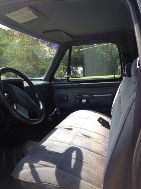 1992 Dodge Cummins Diesel W250