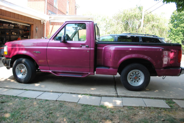 1992 Ford F150 Flare Side 6 Ft Bed