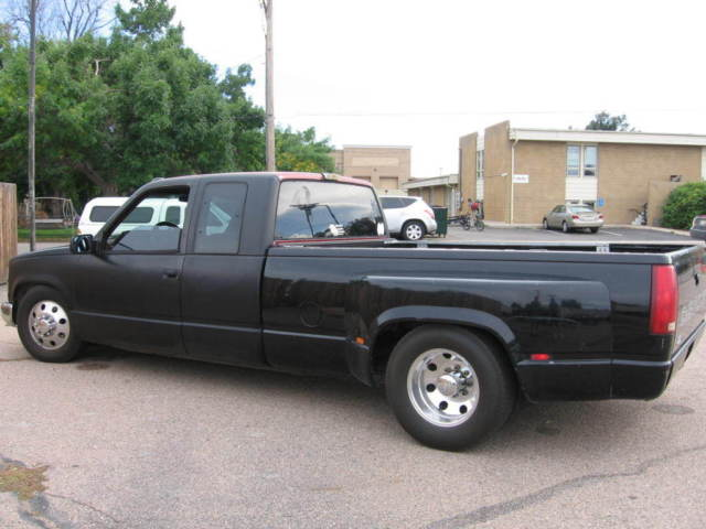 1992 gmc sierra 3500 dually truck. Black Bedroom Furniture Sets. Home Design Ideas