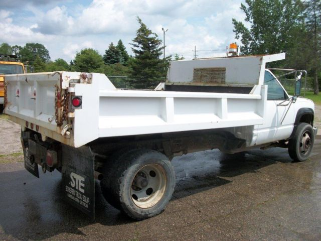 Chevy 3500 Dump : Chevy hd with dump