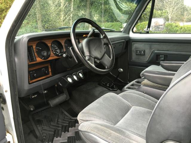Dodge Ram W X Cummins Diesel Ton Dually K on 1993 Dodge Ram 3500 For Sale
