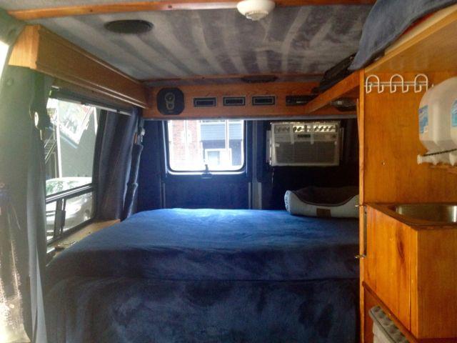 1993 Gmc G2500 Vandura Camper Van 3 Door V6 126 250 Miles 8k