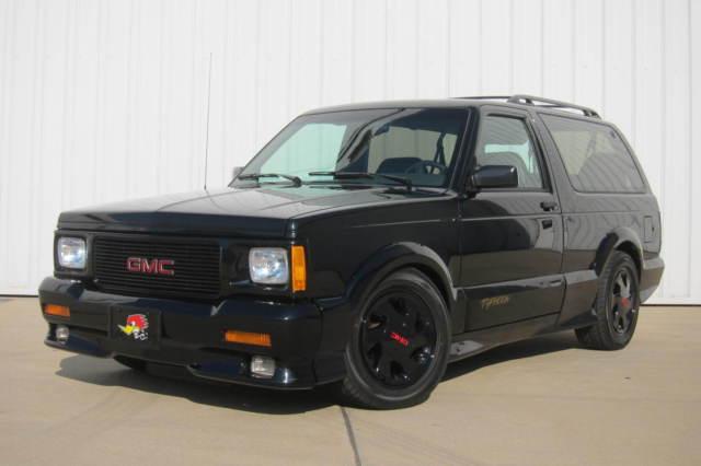 1993 gmc typhoon awd turbo super clean. Black Bedroom Furniture Sets. Home Design Ideas