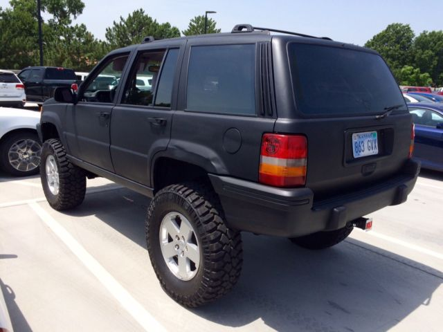 1993 jeep grand cherokee zj 7 long arm lifted 4x4 off road machine. Cars Review. Best American Auto & Cars Review