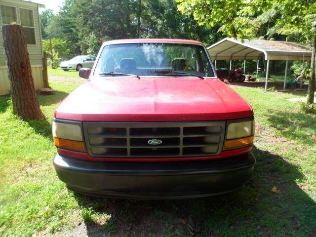 1994 Ford F-150 XL Pickup Truck F150 5-Speed Manual