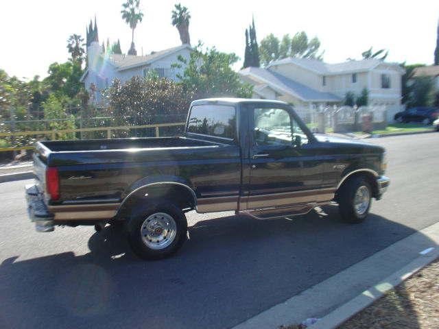 1994 ford f150 f 150 short bed single cab eddie bauer 1996. Black Bedroom Furniture Sets. Home Design Ideas