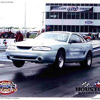 1994 Mustang GT Drag car rolling chassis